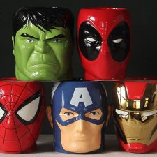 Superhero Cups