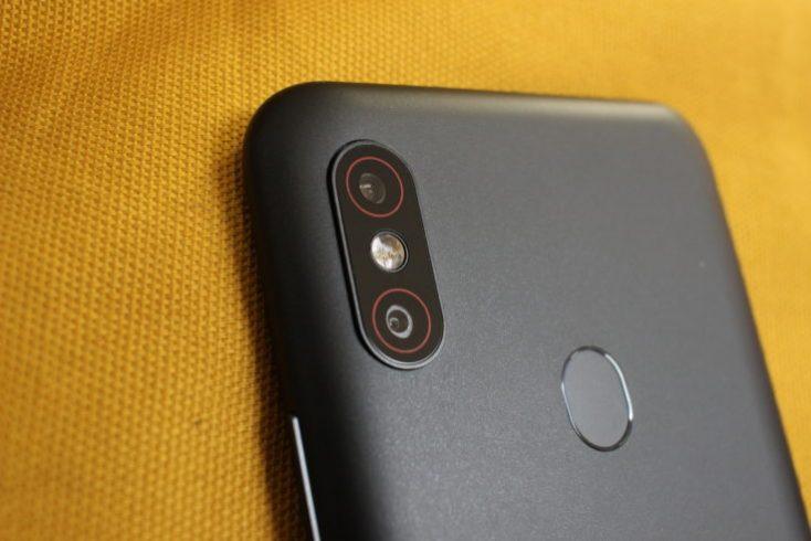 UMIDIGI F1 Smartphone Camera