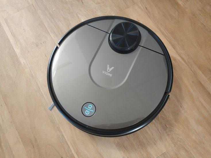 Viomi V2 Vacuum Robot Performance