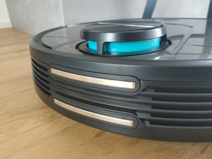 Viomi V2 vacuum robot backside