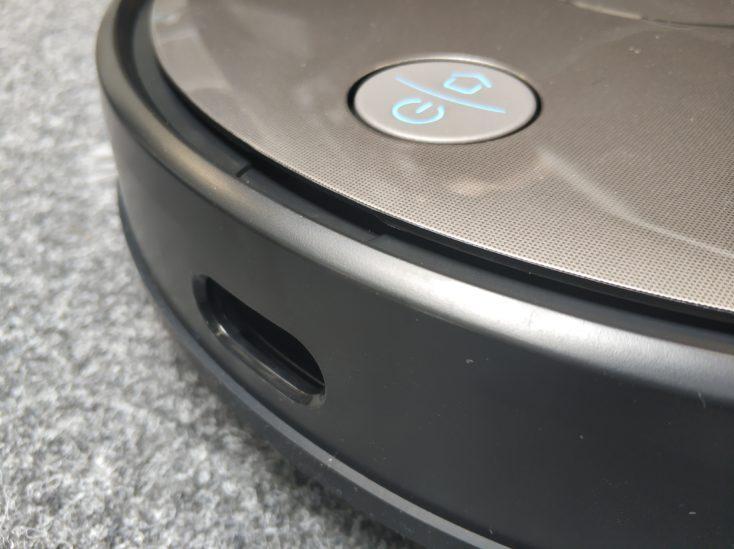 Viomi V2 vacuum robot design