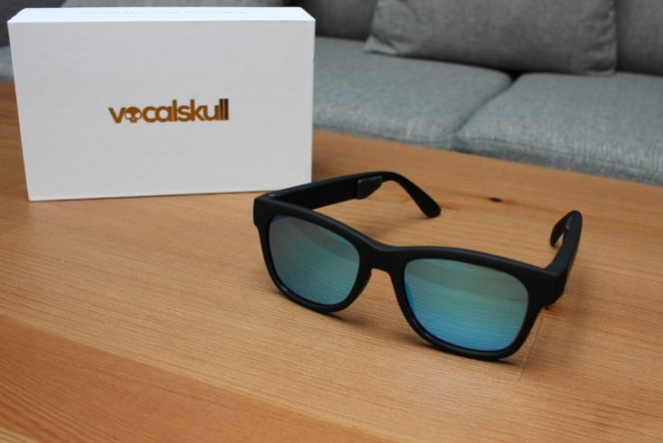 VocalSkull Alien 5 Sunglasses