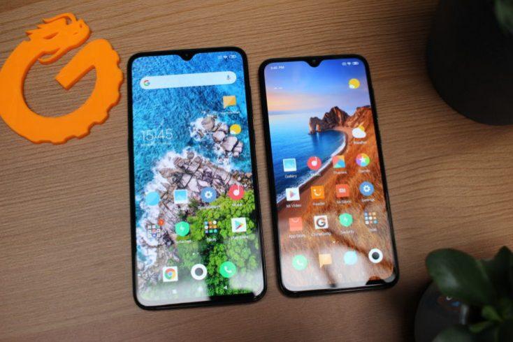 Xiaomi Mi 9 SE Comparison Mi 9