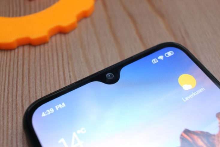 Xiaomi Mi 9 SE Notch