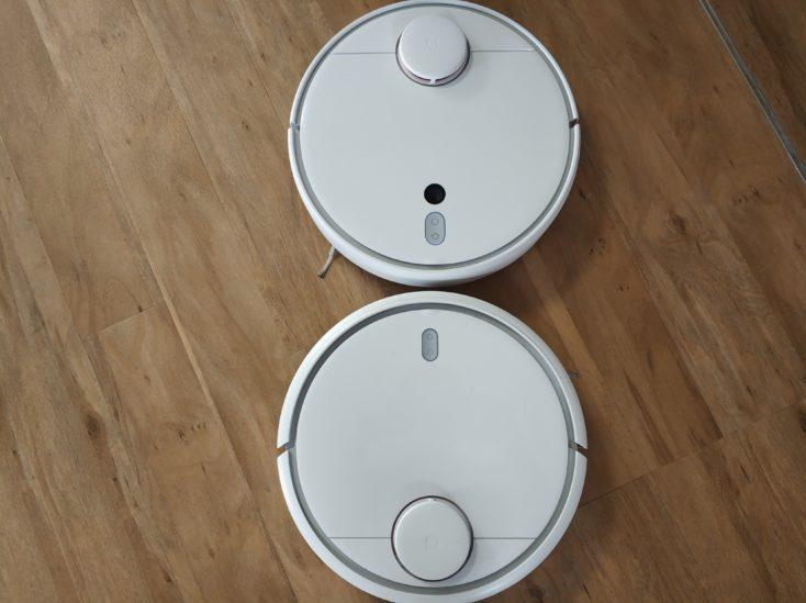 Xiaomi Mi Robot 1S Vacuum Robot Comparison Mi Robot