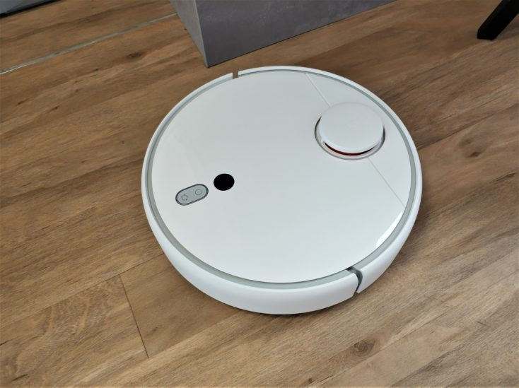 Xiaomi Mi Robot 1S Vacuum Robot Navigation
