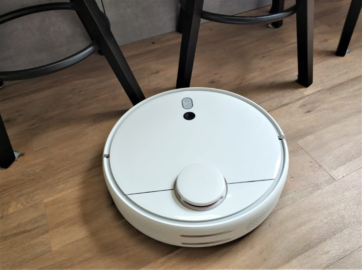 Xiaomi Mi Robot 1S Vacuum robot Obstacle detection