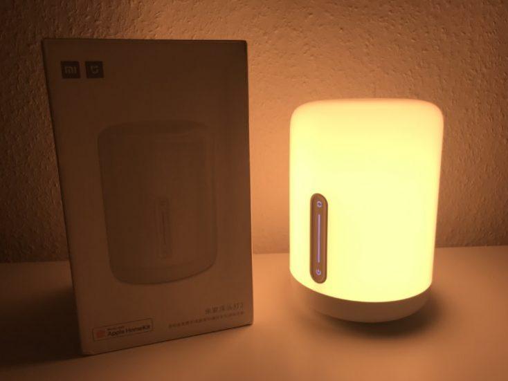 Xiaomi Mijia Bedside lamp 2 Packaging