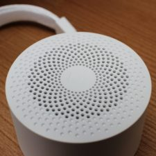 Xiaomi Mini AI Bluetooth Speaker Close Up