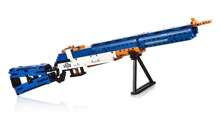 building blocks rifle