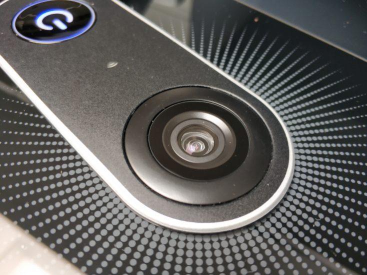 Amarey A900 vacuum robot Camera navigation