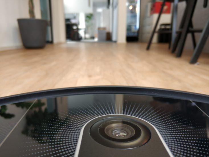 Amarey A900 vacuum robot Perspective