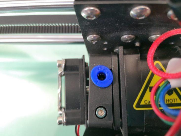 Anet A8 Plus Filament Introduction