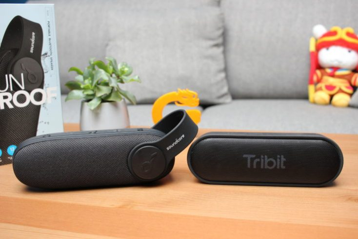 Anker Soundcore Icon Tribit XSound Go comparison