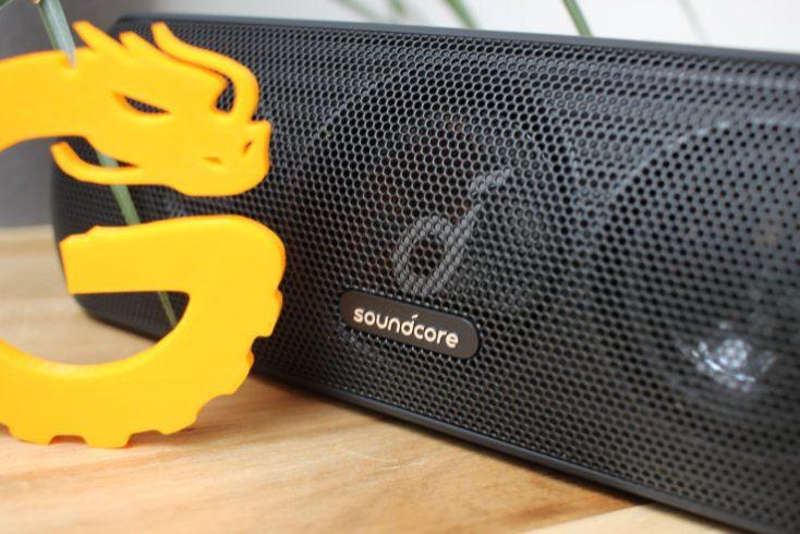 Anker Soundcore Motion+ passive radiator