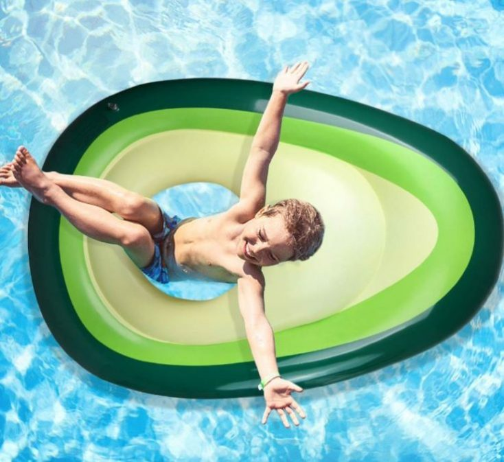 Avocado air mattress without core