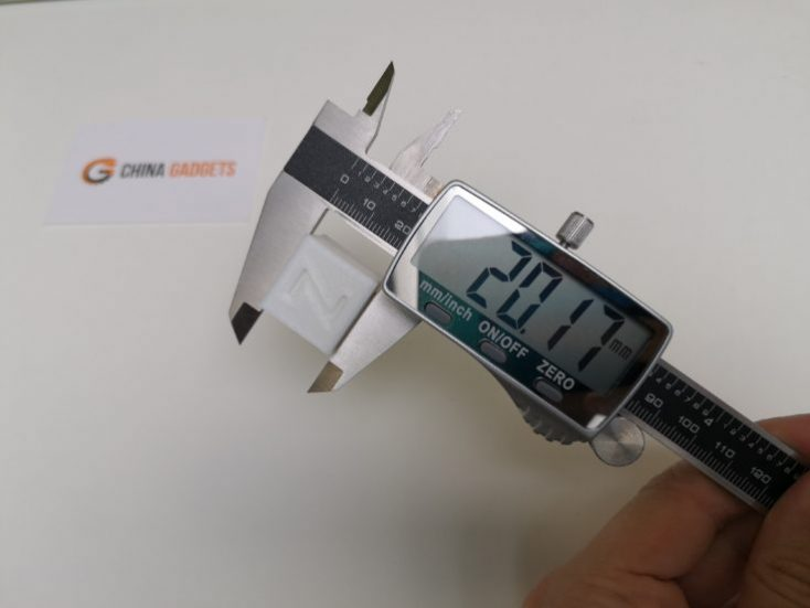 Calibration Cube Z-Side