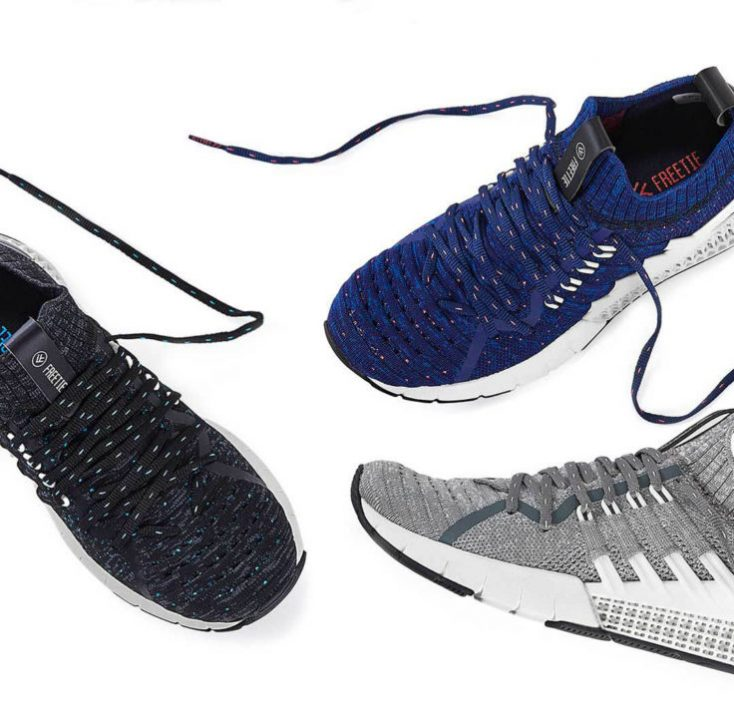 FREETIE 3D Sneaker Colors