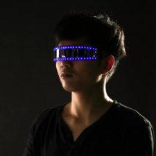 Festival LED Glasses