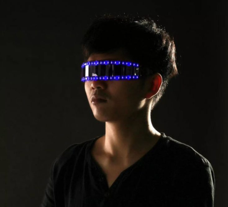 Festival LED Glasses
