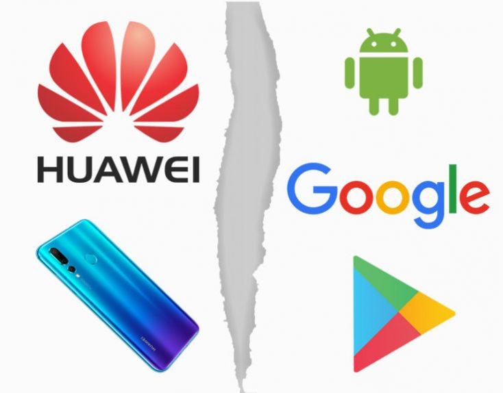 Huawei Google Cooperation
