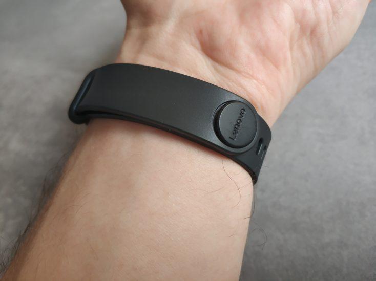 Lenovo HX06H Fitnesstracker Bracelet Design