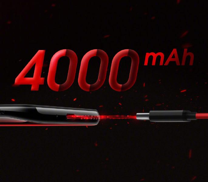 Lenovo Z6 Pro battery