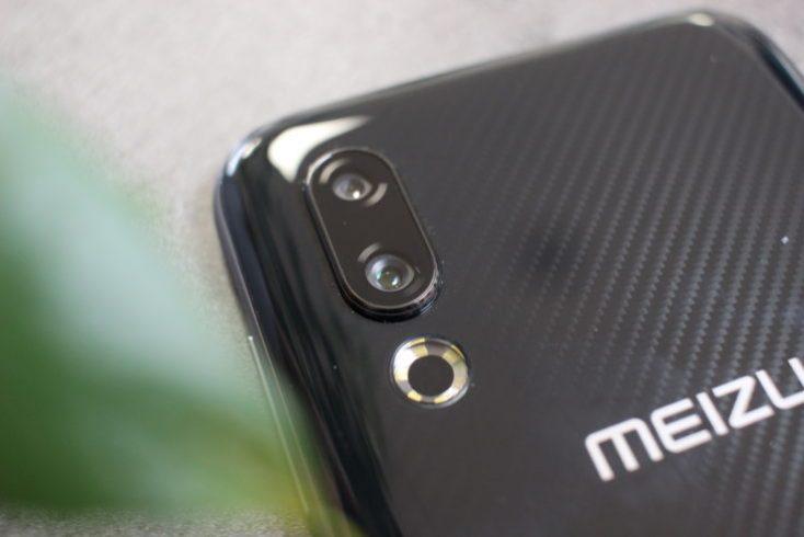 Meizu 16S Camera