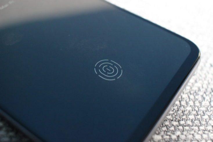 Meizu 16S Fingerprint Sensor