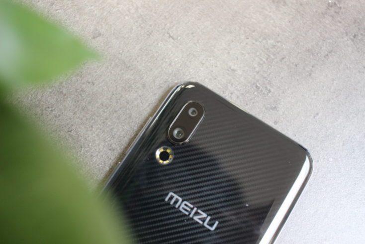 Meizu 16S back