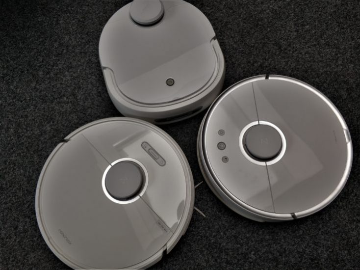 Narwal Robotics Vacuum Robot Design Comparison Darkness