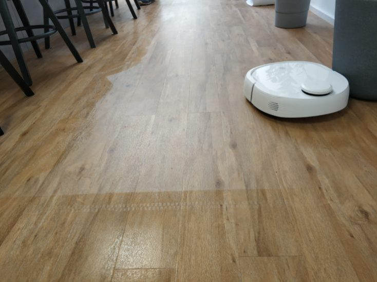 Narwal Robotics Vacuum robot Wiping function Mode of operation Cleaning