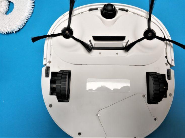 Narwal Robotics Vacuum robot underside brush heads