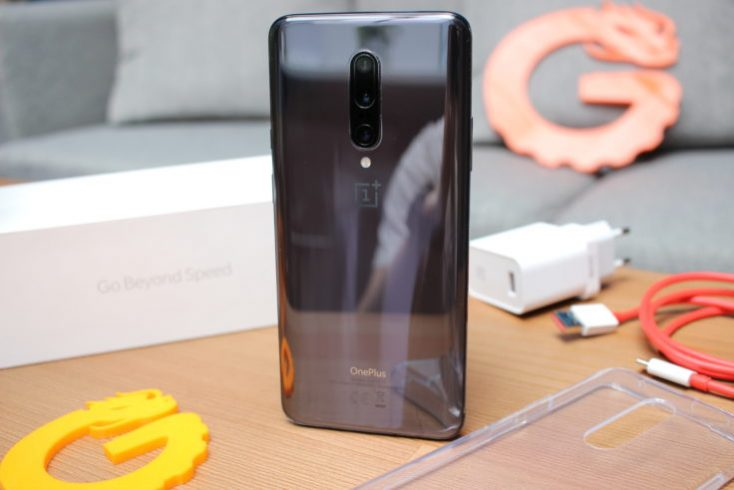 OnePlus 7 Pro Scope of Delivery