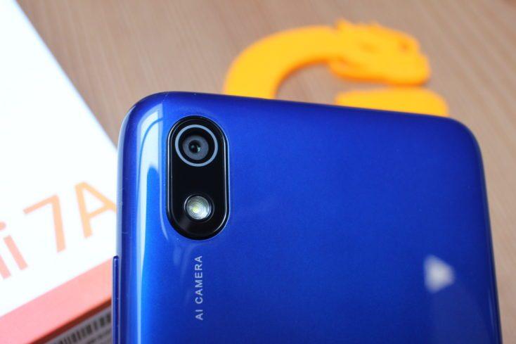 Redmi 7A Smartphone Camera