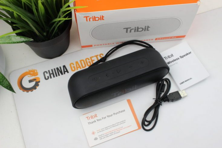 Tribit XSound Go Scope of Delivery