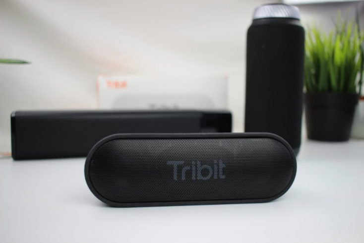 Tribit XSound Go sound comparison with JKR and Tronsmart T6