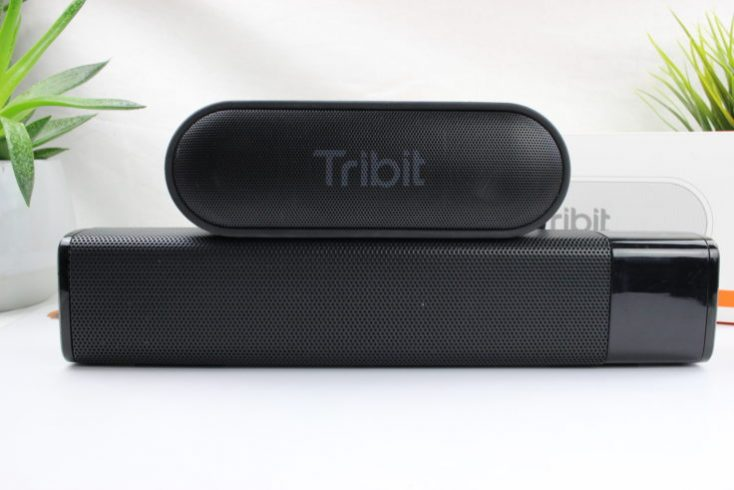 Tribit XSound Go with JKR KR - 1000