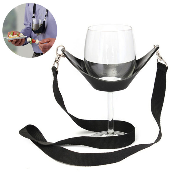 Wine Glass Carrying Strap