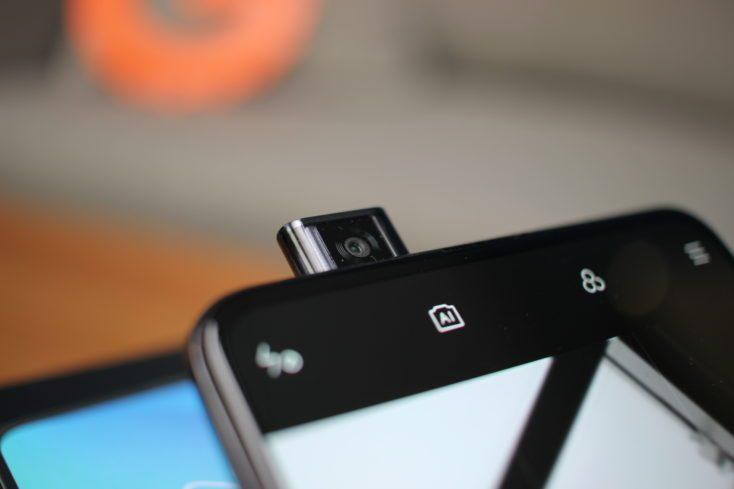 Xiaomi Mi 9T front camera
