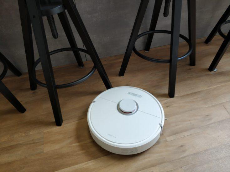 Xiaomi Roborock T6 (S6) vacuum robot Obstacle detection