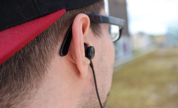 Huawei ANC Earphones 3 fits well in one ear