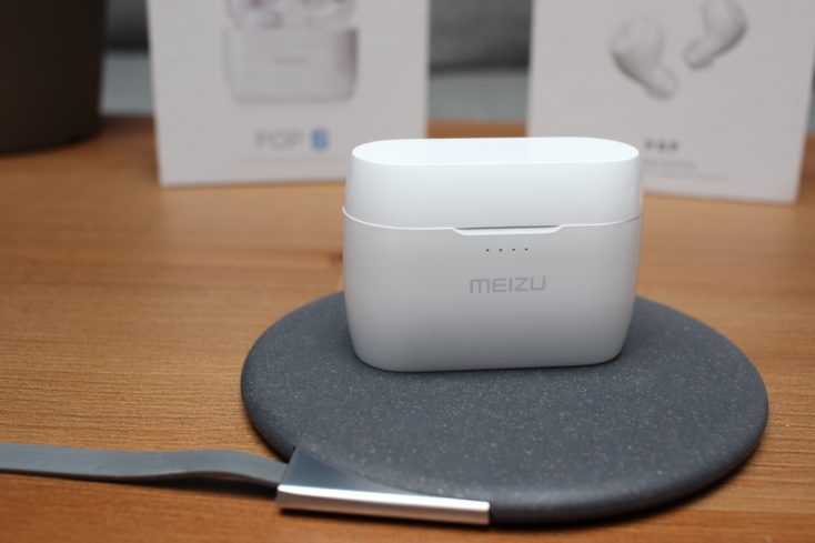 Meizu POP Two QI Charges