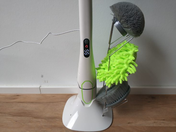 Phaewo electric cleaning brush Station