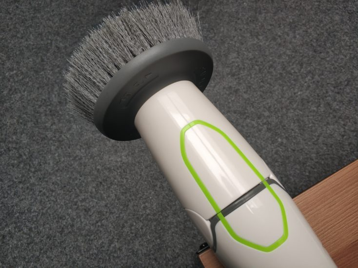 Phaewo electric cleaning brush with attachment