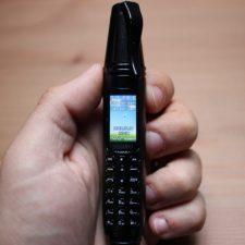 Servo K07 ballpoint pen display