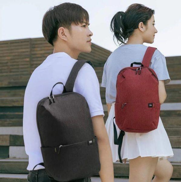 Xiaomi 10 l backpack design