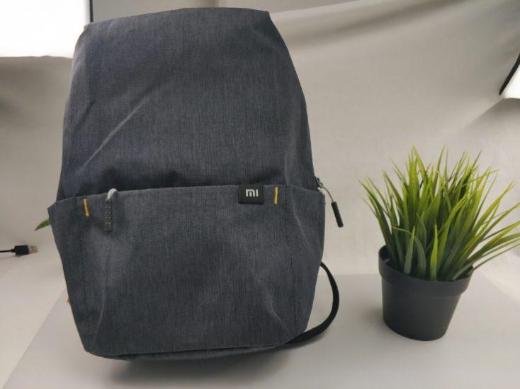 Xiaomi 10 l backpack dimensions comparison