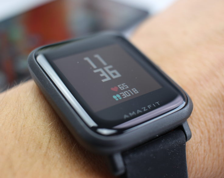 Huami Amazfit Bip Lite: first shop lists new Sportwatch