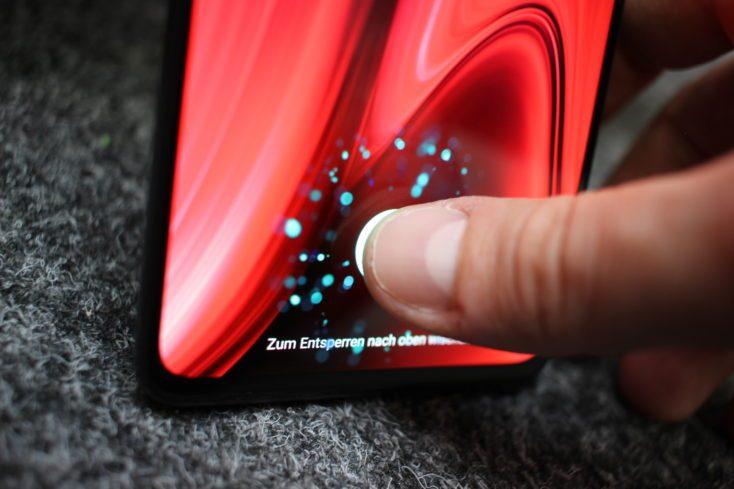 Xiaomi Mi 9T Fingerprint Sensor